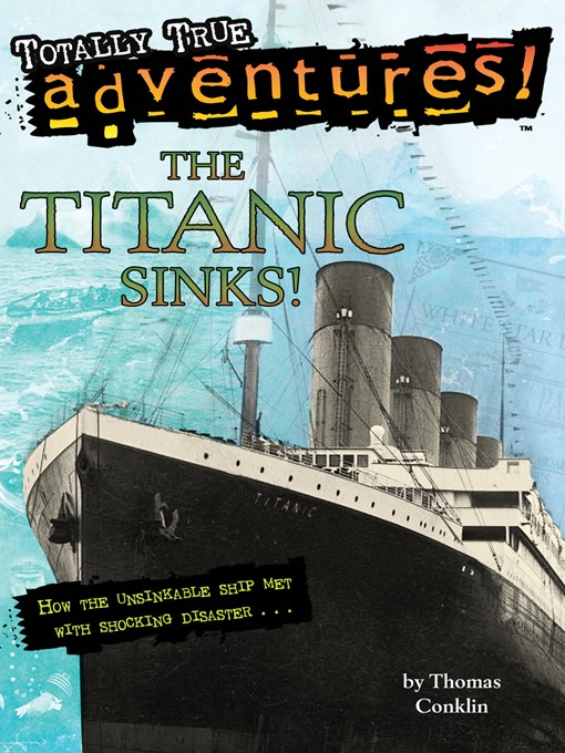 Titanic Sinks